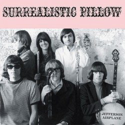 "JEFFERSON AIRPLANE ""Surrealistic Pillow"" LP 180 Gramos"