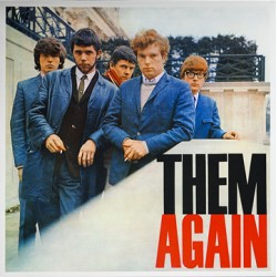 """THEM """"Them Again"""" LP 180 Gramos."""