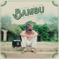 "DENNIS WILSON ""Bambu (The Caribou Sessions)"" 2LP Color Beach Boys"
