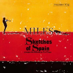 "MILES DAVIES ""Sketches Of Spain"" LP Color"