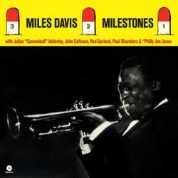 "MILES DAVIS ""Milestones"" LP Waxtime"