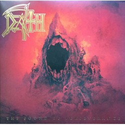 """DEATH """"The Sound Of Perseverance"""" 2LP"""