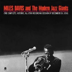 "MILES DAVIS & THE MODERN JAZZ GIANTS ""S/t"" LP Waxtime"