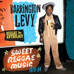 "BARRINGTON LEVY ""Sweet Reggae Music"" LP"