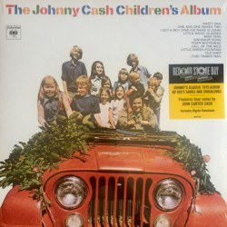 "JOHNNY CASH ""The Johnny Cash Children's Album"" LP"