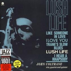 """JOHN COLTRANE """"Lush Life"""" LP Waxtime"""
