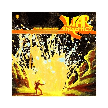 """FLAMING LIPS """"At War With The Mystics"""" CD"""