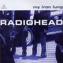 "RADIOHEAD ""My Iron Lung"" CD"