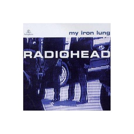 "RADIOHEAD ""My Iron Lung"" CD"