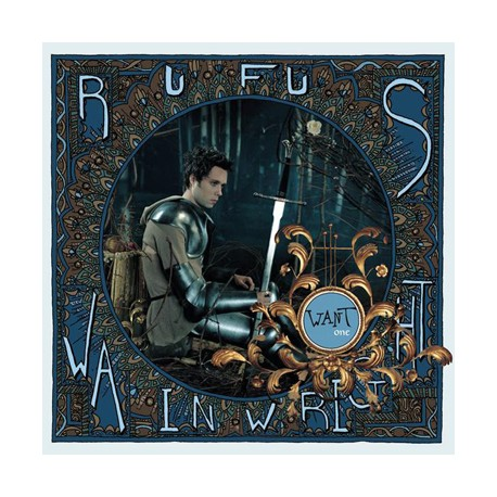 "RUFUS WAINWRIGHT ""Want One"" CD"