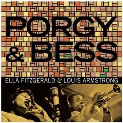 "ELLA FITZGERALD & LOUIS ARMSTRONG ""Porgy & Bess"" 2LP"