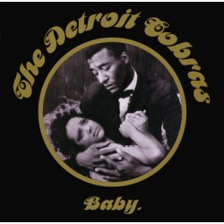 "DETROIT COBRAS ""Baby"" CD"