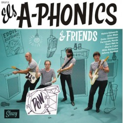 "A-PHONICS ""Els A-Phonics & Friends"" LP + CD"
