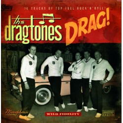 "DRAGTONES ""Drag!"" LP 180 Gramos"