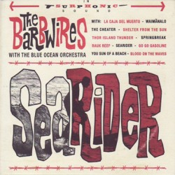"BARBWIRES & BLUE OCEAN ORCHESTRA ""Searider"" LP"