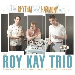 "ROY KAY TRIO ""The Rhythm & Harmony Of..."" LP"