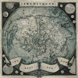 "ARCHITECTS ""The Here And Now"" CD"