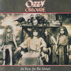 "OZZY OSBOURNE ""No Rest For The Wicked"" CD"