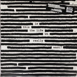 "ROGER WATERS ""Is This The Life We Really Want?"" 2LP"