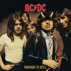 "AC/DC ""Highway To Hell"" LP"