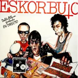 "ESKORBUTO ""Impuesto Revolucionario"" LP+CD Warner"