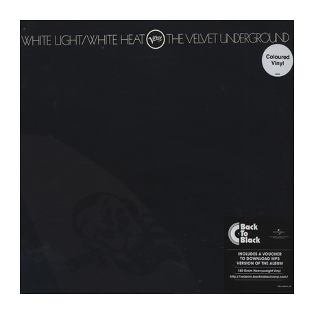 "VELVET UNDERGROUND ""White Light / White Heat"" LP Color"