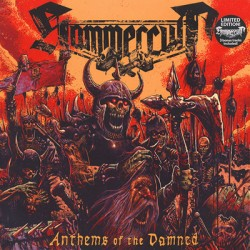 "HAMMERCULT ""Anthem Of The Damned"" LP 180 Gramos"