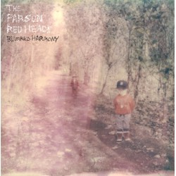 "PARSON RED HEADS ""Blurred Harmony"" LP Color + CD"