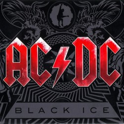 "AC/DC ""Black Ice"" CD Digipack"