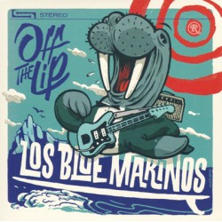 "BLUE MARINOS ""Off The Lip"" SG 7"""
