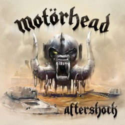 "MOTÖRHEAD ""Aftershock"" CD Digipack"