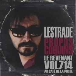 "LESTRADE ""Lestrade"" SG 7"" (Los Negativos)"