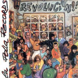 """LA POLLA RECORDS """"Revolución"""" LP"""