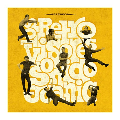 "LOS RETROVISORES ""Sonido Joanic"" LP"