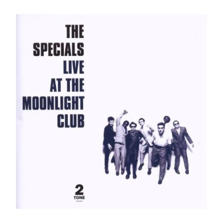 "SPECIALS ""Live At The Moonlight Club"" CD"