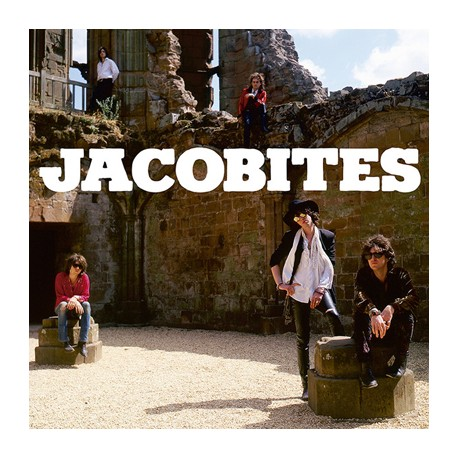 "JACOBITES ""Old Scarlett"" LP"