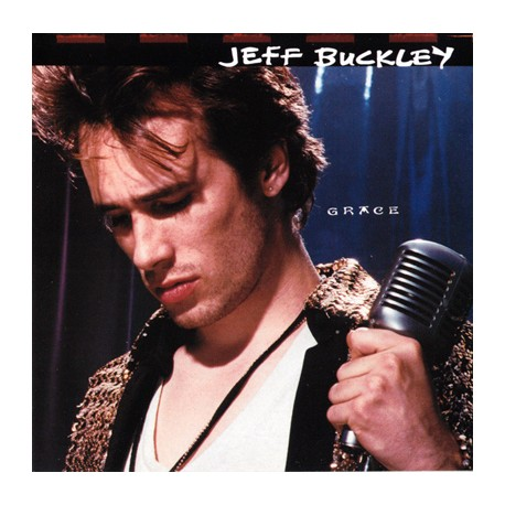 "JEFF BUCKLEY ""Grace"" LP 180 Gramos."