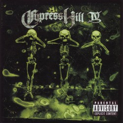 "CYPRESS HILL ""IV"" 2LP 180 Gramos."