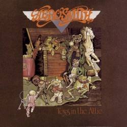"AEROSMITH ""Toys In The Attic"" LP 180GR."