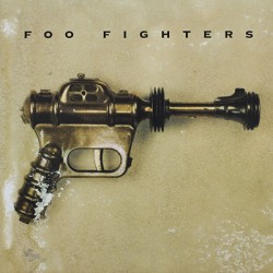 "FOO FIGHTERS ""Foo Fighters"" LP."