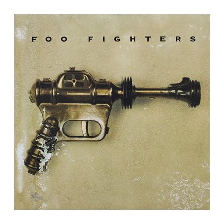 """FOO FIGHTERS """"Foo Fighters"""" LP."""