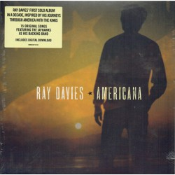 "RAY DAVIES ""Americana"" 2LP (Kinks + Jayhawks)."
