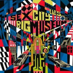 "SEX MUSEUM ""Big City Lies"" LP"