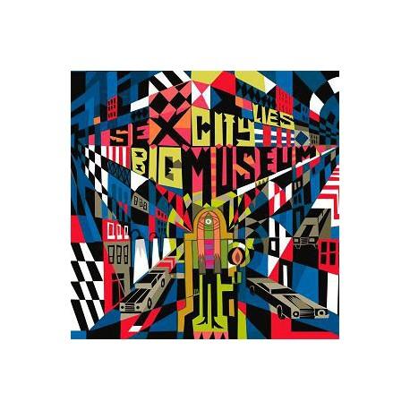 """SEX MUSEUM """"Big City Lies"""" LP"""
