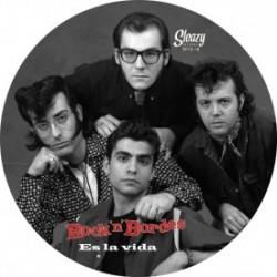"""ROCK'N'BORDES """"Es La Vida"""" MLP 10"""" Picture Disc"""