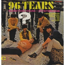 "QUESTION MARK & THE MYSTERIANS ""96 Tears"" LP"