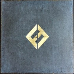 "FOO FIGHTERS ""Concrete And Gold"" 2LP."
