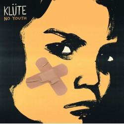 "KLÜTE ""No Youth"" LP H-Records."