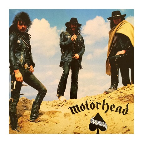 "MOTÖRHEAD ""Ace Of Spades"" LP"