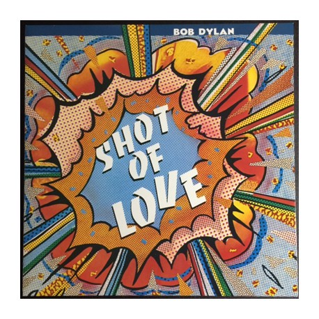 "BOB DYLAN ""Shot Of Love"" LP"